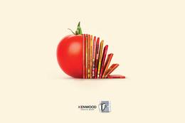 KENWOOD凱伍德廚師機系列創意廣告