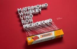 Vinilpel保鲜膜系列创意广告欣赏