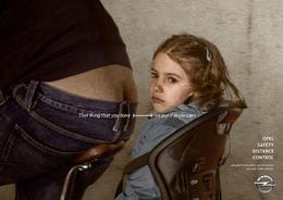 OPEL欧宝汽车系列创意广告设计