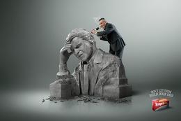 Tempra壓力性頭疼藥系列創意廣告