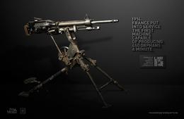 Pays De Meaux法国莫城战争博物馆平面广告设计