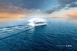 MSC cruises地中海邮轮系列创意广告设计