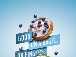 Arla奶酪系列平面广告设计