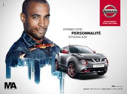 NISSAN汽车系列广告设计欣赏(五)