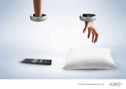 AIRO系列创意广告设计