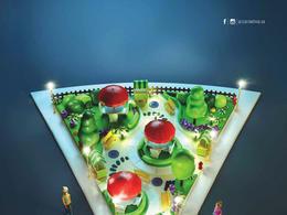 OLIVIA比薩店系列創意廣告欣賞