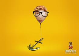 Nestle雀巢咖啡系列创意广告(二)