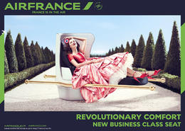 法国航空系列宣传广告欣赏(二)