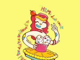 MOB Fun & Fresh Food系列趣味平面廣告欣賞
