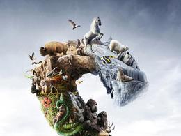 美国国家地理杂志视觉创意广告欣赏