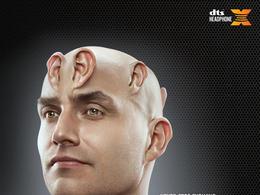 DTS 11.1环绕立体声系列创意广告欣赏