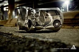 巴西Abramet交通安全公益廣告:酒后駕駛