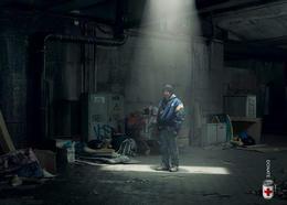 法国红十字会系列宣传广告欣赏