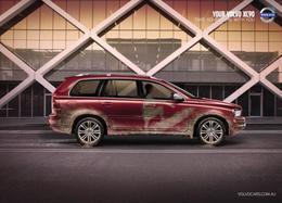 沃爾沃Volvo XC90系列汽車廣告欣賞
