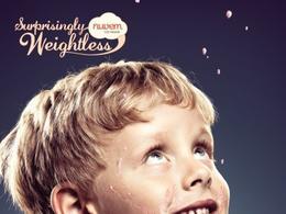 Nuvem冰淇淋系列创意广告欣赏