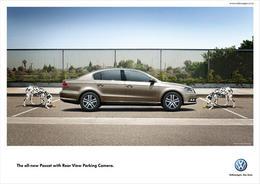 大众汽车Volkswagen系列宣传创意广告推荐(八)