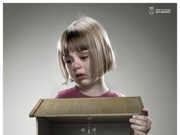Speak For Her反虐待儿童系列宣传公益广告