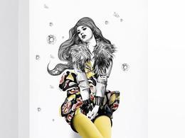 女鞋品牌Vögele Shoes系列经典创意广告欣赏
