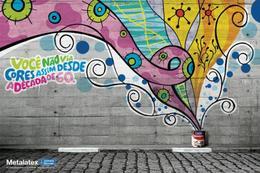 Metalatex油漆系列廣告之色彩的世界