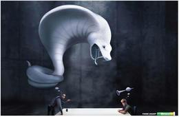 拜耳BEROCCA(拜維佳)維他命B系列创意广告