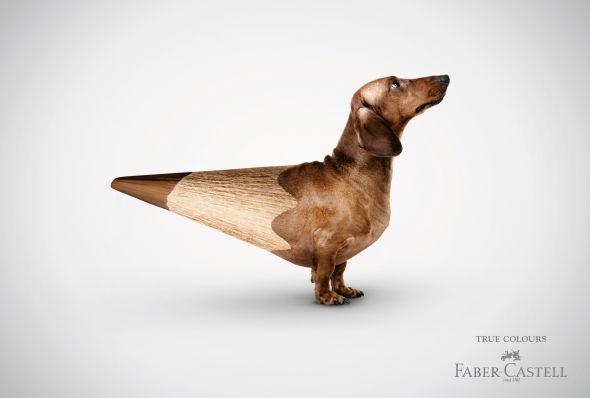 德國faber castell鉛筆系列精彩廣告欣賞
