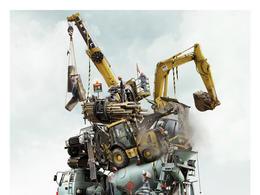 路虎(Land rover)汽车系列创意广告欣赏(三)