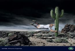 路虎(Landrover)越野车系列创意广告(二)