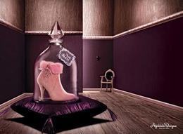 國外名鞋系列經典創意廣告欣賞