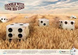 Boxer Gold系列经典广告创意设计欣赏