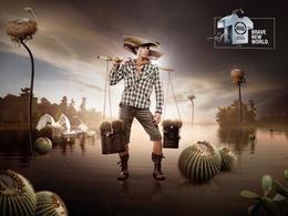 RI&G埃古服飾系列創意廣告欣賞