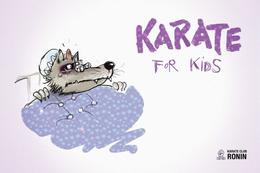 KARATE CLUB系列趣味插畫廣告欣賞