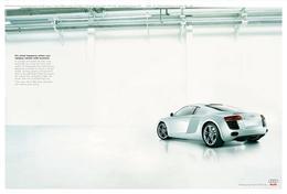 奧迪R8系列時尚創意設計欣賞