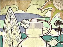 HUGO香水系列创意广告欣赏
