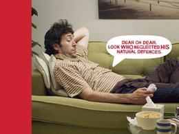 YAKULT(养乐多)酸奶系列创意广告