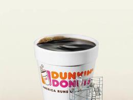 Dunkin Donuts(唐恩都乐)咖啡创意广告欣赏