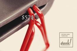 Dank系列优秀创意广告作品欣赏