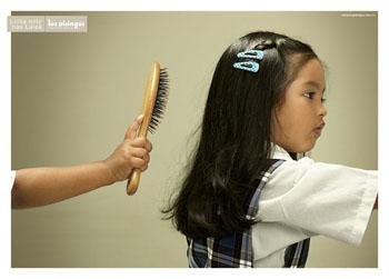 洛杉磯Pisingos兒童收養中心廣告