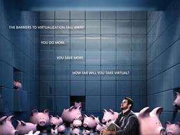 Microsoft微软系列创意广告欣赏