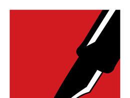 大赦国际组织钢笔系列广告创意