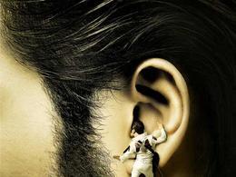 三星(samsung)MP3播放器广告创意