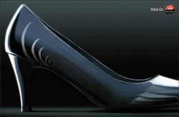 Kiwi鞋油創意 讓皮鞋無比光澤