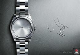 PRIME腕表系?#26032;?#22330;宣传广告