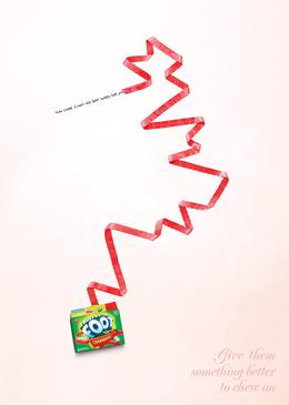 经典趣味创意广告设计欣赏