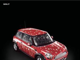 Mini COOPER经典汽车广告欣赏