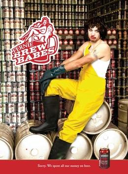 國外Fernie Brewery啤灑廠創意設計