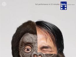 德国拜尔制药旗下Saridon散利痛广告创意