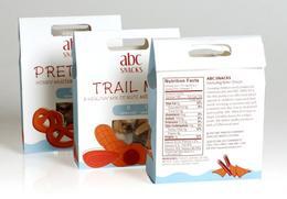 国外食品类包装包装设计欣赏