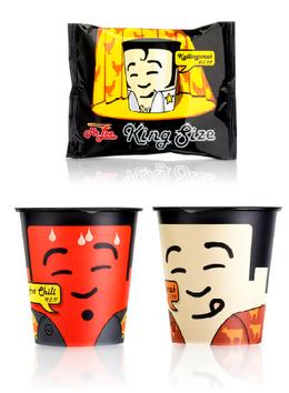 英国设计机构DesignBridge包装包装设计欣赏3大量瓶贴类