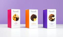 Prewetts高檔曲奇餅干包裝包裝設計欣賞
