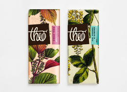 Theo巧克力包装包装设计欣赏
